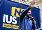 Salvini: «Il PD vuole riaprire la battaglia dello Ius Soli, molto sentita dagli italiani...»