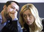 Meloni: «Sui contenuti Salvini sta rinunciando a più cose che i 5 Stelle»