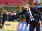 Mancini: «Giocare bene e vincere, l'Italia ci vuole così»