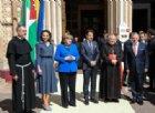 Consegna lampada della pace, Il custode: «Europa non ceda a sovranismo»