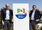 PD, Zingaretti presenta il simbolo per le europee: «Possiamo vincere»