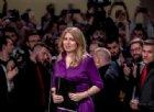Slovacchia, la progressista Zuzana Caputova presidente