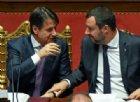 Salvini a Boccia: «Confindustria ci dia una mano invece di attaccarci. Contrasti con Conte? C.....e»