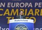 Caio Mussolini interviene dal palco: «La sinistra vive nell'ossessione del Fascismo»