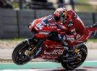 Andrea Dovizioso quarto ad Austin e nuovamente in testa alla classifica mondiale piloti