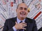 Zingaretti: «Se non si crea lavoro il reddito di cittadinanza diventa reddito di sudditanza»