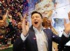 Zelensky è il nuovo presidente ucraino con il 73% dei voti: «Non vi deluderò»