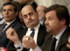 Zingaretti: «Lista unitaria per difendere Democrazia in pericolo»