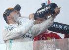 Bottas piega Hamilton, terzo e quinto Vettel e Leclerc
