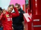 Vettel: «L'obiettivo resta il mondiale con la Ferrari»