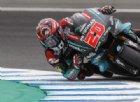 GP Spagna. Le qualifiche: pole di Quartararo, 2° Morbidelli, 13° Valentino Rossi