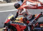 A Jerez domina Marquez, 2° Rins, poi Viñales. Dovizioso 4°, Rossi è 6°