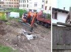Giù il muro dell'ex caserma Reginato: la città avrà una nuova area verde