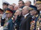 Giornata della Vittoria in Russia, Putin: siamo «il principale liberatore dei popoli dell'Europa»