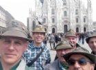 Gli alpini friulani invadono Milano per l'Adunata