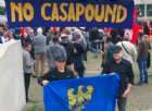 Sit-in antifascista in piazzale XXVI Luglio: «CasaPound non ci piace»