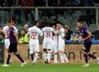 Milan corsaro a Firenze: è la vittoria dei 2 rossoneri più criticati