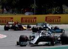 Hamilton annienta Bottas, per la Ferrari è notte fonda