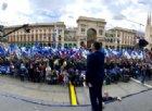 Matteo Salvini replica a Luigi Di Maio: «Piazza degli ultrà? Siamo estremisti del buonsenso»