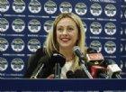 Giorgia Meloni: «Governo Lega-FdI si può fare, ruolo Forza Italia da chiarire»