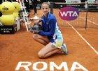 Karolina Pliskova trionfa a Roma: «È stata la mia settimana»
