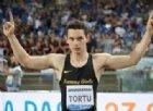 Filippo Tortu, 9.97 «ventoso» a Rieti sui 100 metri