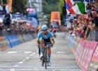 Giro d'Italia: tappa a Cataldo, Carapaz in rosa
