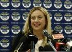 Giorgia Meloni vede nuovo centrodestra: «Lega-FdI maggioranza alternativa»
