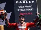 Straordinaria vittoria di Danilo Petrucci nel Gran Premio d'Italia