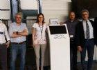 Sono due società di Biella e Borgosesia ad aver realizzato il primo totem sulla sicurezza