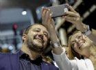 Giorgia Meloni soddisfatta: «Vince il Centrodestra a trazione Lega-FdI»