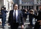 Toti «pensiona» Berlusconi: «Il Cavaliere si renda conto che un'epoca è finita»
