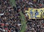 Hong Kong, centinaia di migliaia in piazza contro Carrie Lam