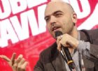 Saviano: «Gesto capitano Sea-Watch coerente con la nostra Costituzione»