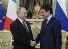 Conte: «Né con Putin né con Trump, il mio Governo sta con gli italiani»
