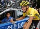 Armstrong: «Se tutti fossimo stati puliti, avremmo vinto lo stesso tanti Tour de France»