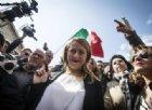 Giorgia Meloni pensa già al voto: «Forza Italia? Lega e Fratelli d'Italia sono autosufficienti»