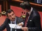 Salvini: «Mozione contro Conte ritirata perché si è dimesso»