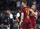 Dzeko: «Florenzi voleva offrirmi la fascia di capitano»