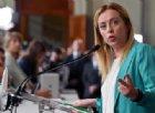 Meloni: «Governo PD-M5S ipotesi oscena, bisogna andare al voto»