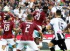 Milan: buio pesto a Udine, sconfitta pesante e due soli giocatori positivi