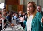 Meloni: «Accordo Lega-M5s? Per Salvini sarebbe una sconfitta»