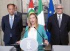 Meloni: «Se nasce il Governo PD-M5S scenderemo in piazza»