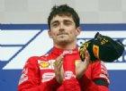 Gp Belgio: Leclerc trionfa per la prima volta e dedica la vittoria a Hubert