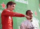 Dopo nove anni la Ferrari torna a conquistare il Gp d'Italia con Charles Leclerc