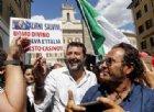 Salvini: «Se smontano nostri provvedimenti li chiudiamo in Parlamento»