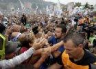 Salvini: «M5s disperati, chiedono poltrone al PD per non sparire»