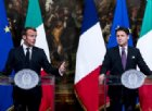 Macron fa l'occhiolino a Conte