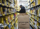 Amazon presenta piano per l'ambiente: compreremo 100.000 furgoni elettrici