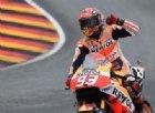 Marquez si prende la pole al Gran Premio di Aragon, sesto Valentino Rossi